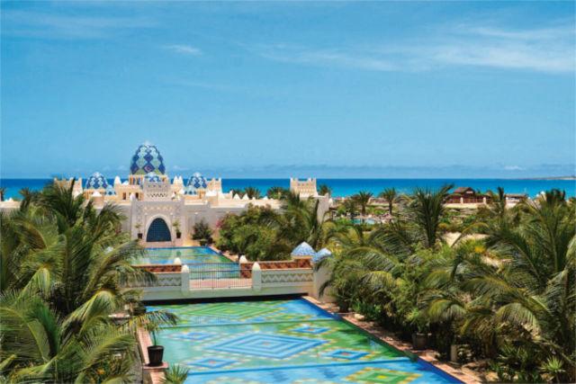 Cap Vert : Club Héliades Riu Karamboa