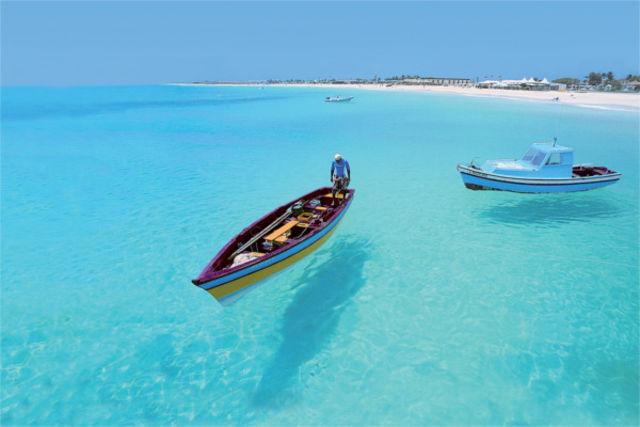 Cap Vert : Club Heliades Oasis Belorizonte