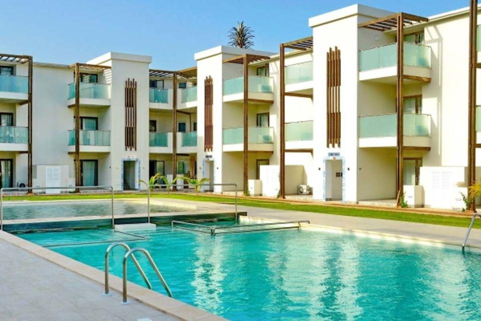 Hôtel Halos Casa Resort Ile de Sal Cap Vert
