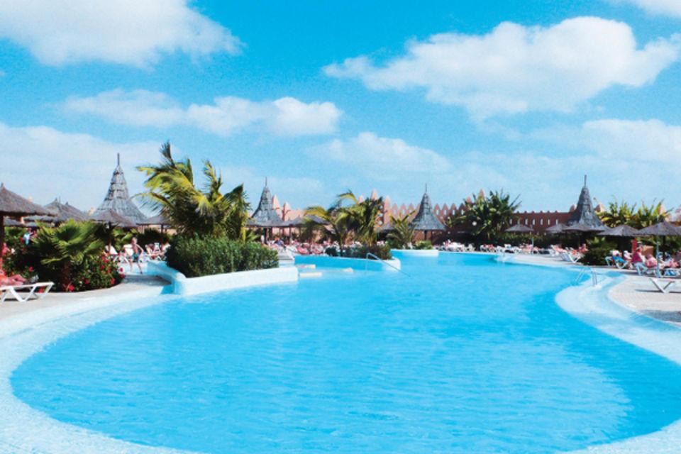 Club Héliades Riu Funana Resort Ile de Sal Cap Vert
