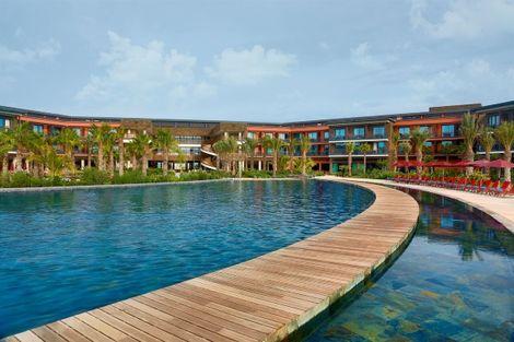 Cap Vert-Ile de Sal, Hôtel Hilton Cabo Verde Resort 5*