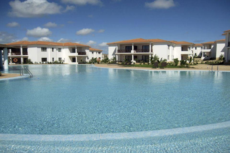 Hôtel Mélia Tortuga Beach Ile de Sal Cap Vert
