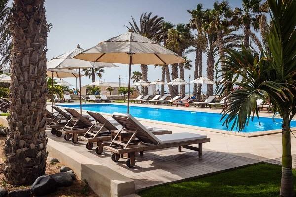 piscine - Morabeza  Hôtel Morabeza4* Ile de Sal Cap Vert