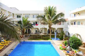 Cap Vert-Ile de Sal, Hôtel Pontao 3*