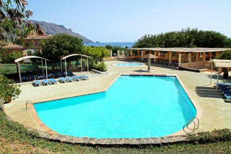 Cap Vert-Ile de Sao Vicente, Hôtel Foya Branca Resort Hotel 4*