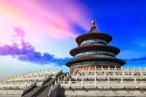 Séjour libre à Pékin