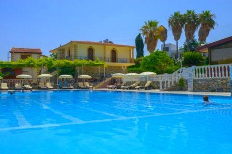 Chypre-Ercan, Hôtel Riverside Garden Resort 4*