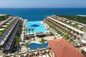 Chypre-Ercan, Hôtel Cratos Premium 5*