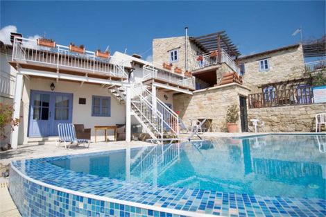 Chypre-Larnaca, Hôtel Cyprus Village 3*