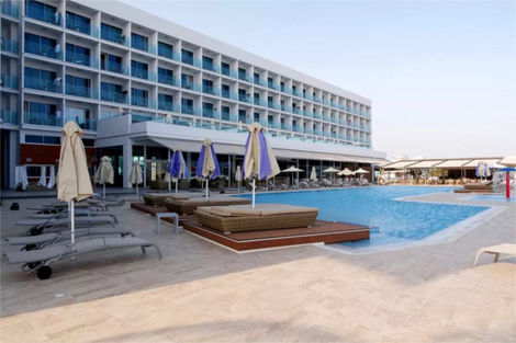 Chypre-Larnaca, Hôtel Amethyst Napa Hotel & Spa 3*