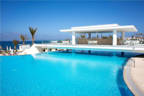 Chypre-Larnaca, Hôtel King Evelthon Beach & Resort 5*