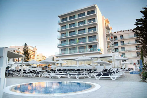 Chypre-Larnaca, Hôtel Mandali 3*