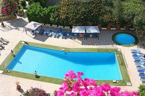 Chypre-Larnaca, Hôtel Navarria 3*
