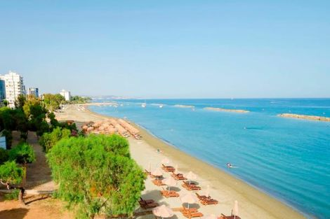 Chypre-Larnaca, Hôtel Kapetanios Limassol 3*