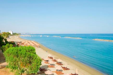 Chypre : Hôtel Kapetanios Limassol
