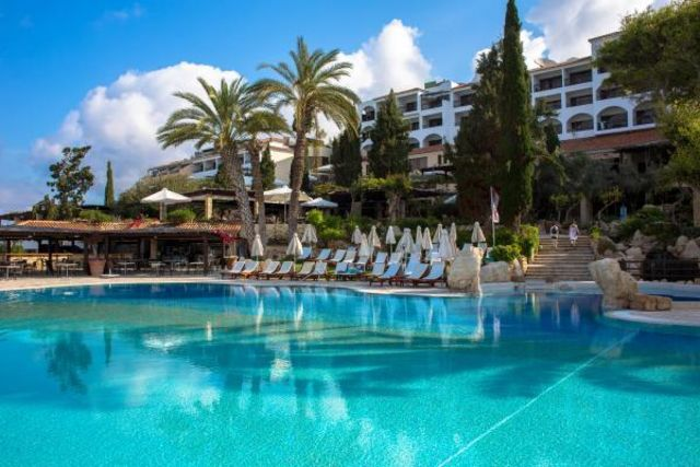 Chypre : Hôtel Coral Beach Resort