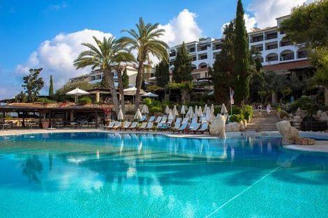 Chypre-Paphos, Hôtel Coral Beach Resort 5*