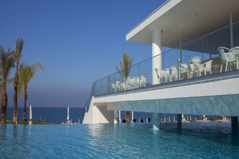 Chypre-Paphos, Hôtel King Evelthon Beach & Resort 5*