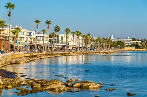 Chypre-Paphos, Hôtel Akteon Holiday Village 4*