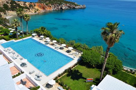 Crète-Agios Nikolaos, Hôtel Bravo Club Istron Bay 4*