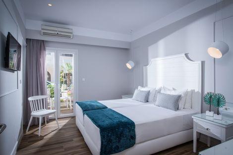 Crète-Analipsis, Hôtel Mari Kristin Beach 4*
