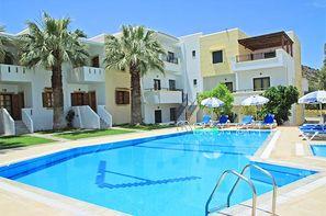 Crète-Analipsis, Hôtel Angelika 3*
