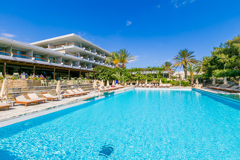 Crète-Analipsis, Hôtel Sitia Beach 4*