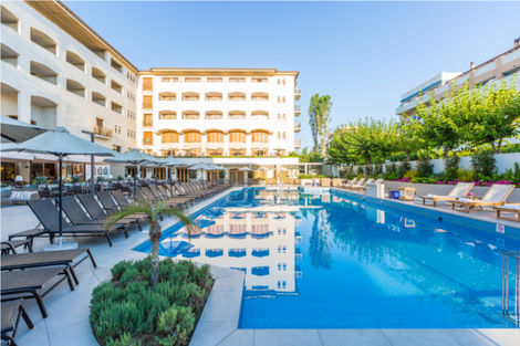 Crète-Analipsis, Hôtel Theartemis Palace 4*