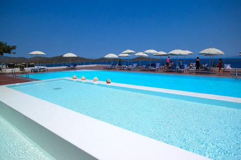 Crète-Heraklion, Hôtel Elounda Ilion 4*