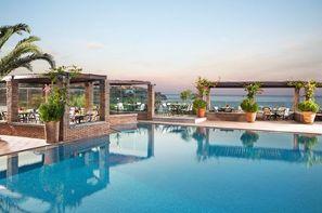 Crète-Heraklion, Hôtel Ôclub Premium Oasis Bungalows 5*