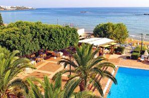 Crète-Heraklion, Hôtel Zephyros Beach 4*