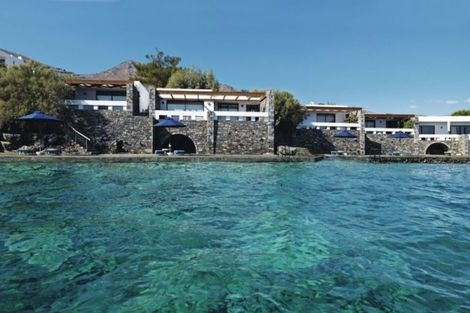 Crète-Heraklion, Hôtel Elounda Beach & Villas 5*