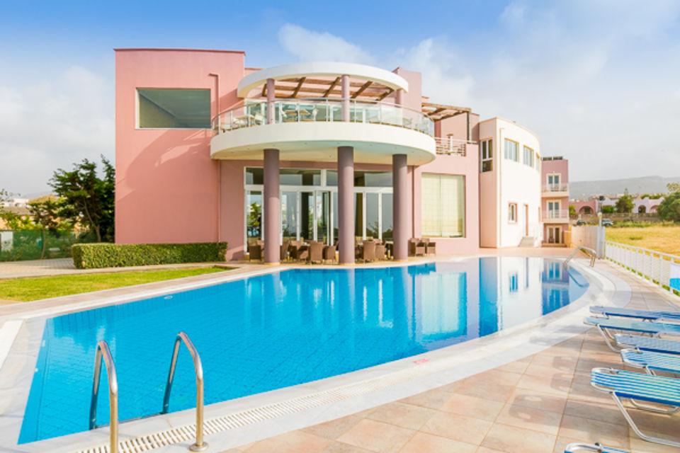 Hôtel Maxi Club Gouves Sea & Mare Heraklion Crète