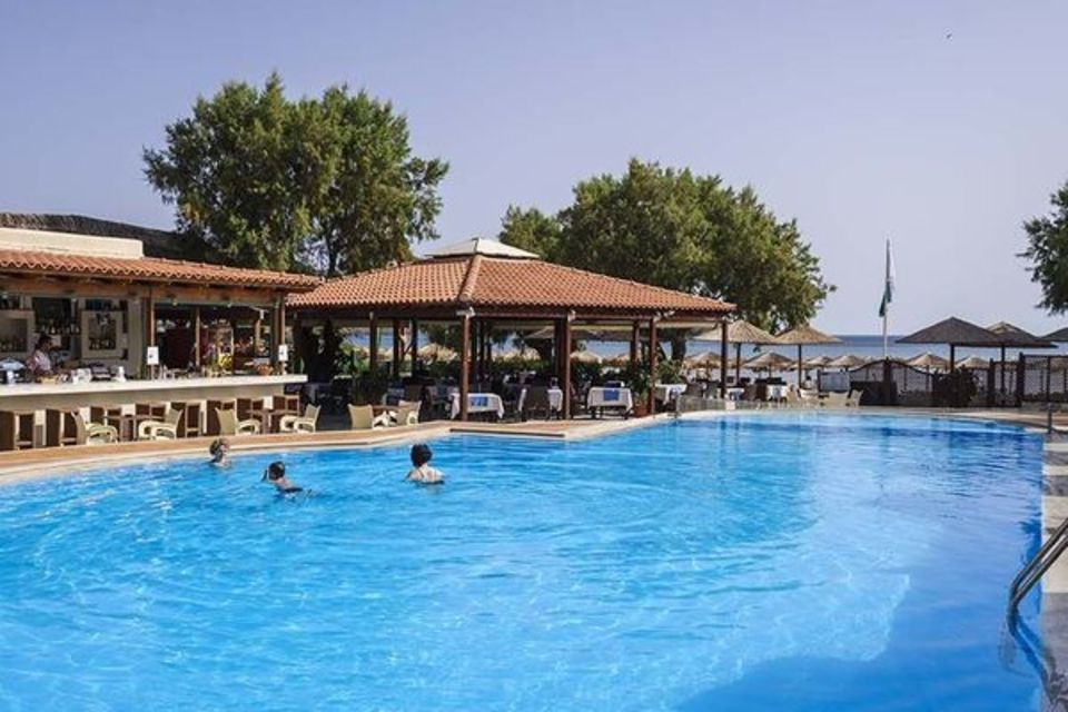 Hôtel Amalthia Beach Resort Adult Only La Canée Crète