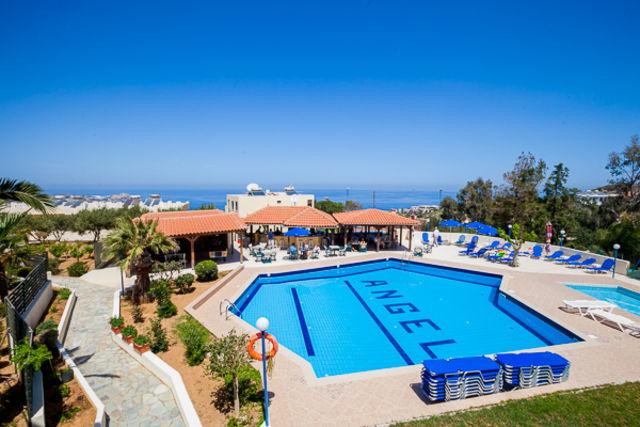 Crète : Hôtel Angel Village