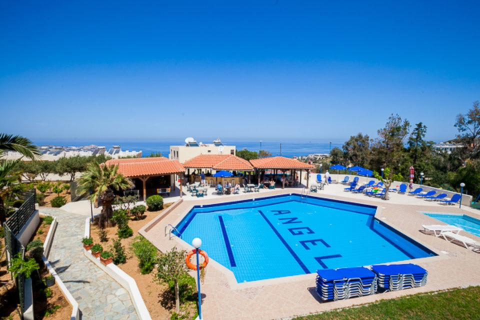 Hôtel Angel Village Heraklion Crète