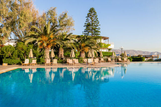 Crète : Hôtel Apollonia Beach Resort And Spa