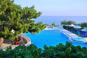 Crète-Heraklion, Hôtel Aroma Creta 3*