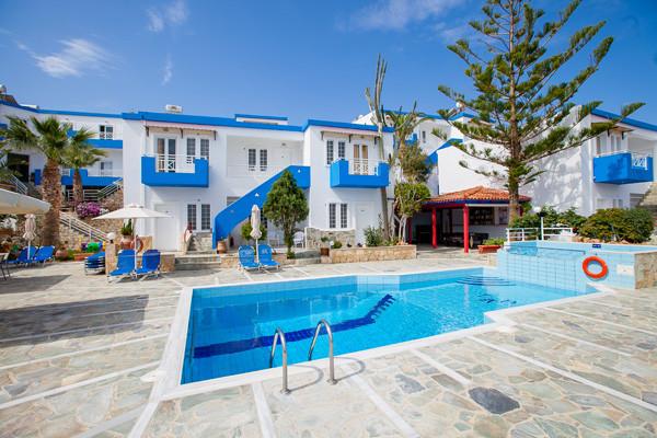 séjour crete