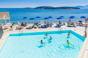 Crète-Heraklion, Hôtel Coral 3*