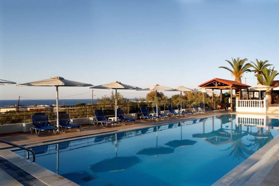 Hôtel Cretan Garden Hersonissos Crète
