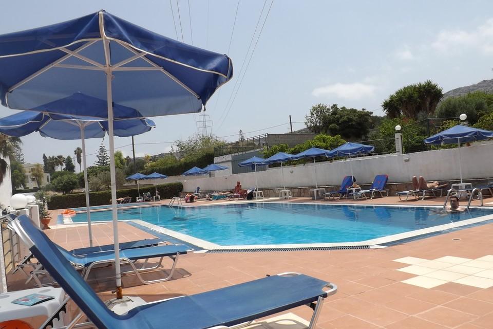 Hôtel Dimitra Hersonissos Crète
