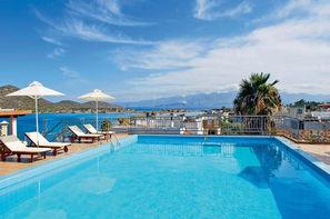 Crète-Heraklion, Hôtel Elounda Akti Olous 4*
