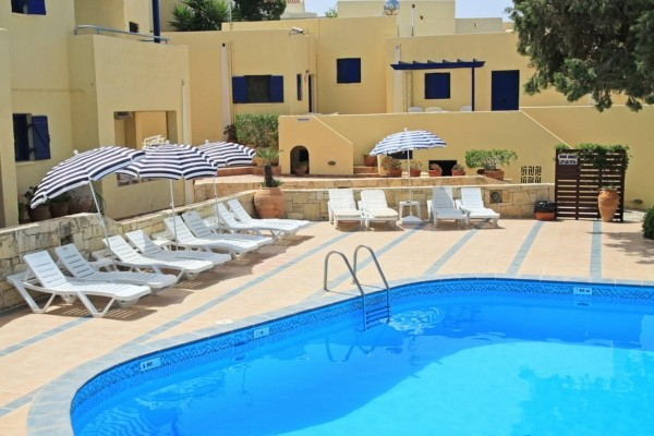 Piscine - Esperides Hotel Esperides4* Heraklion Crète
