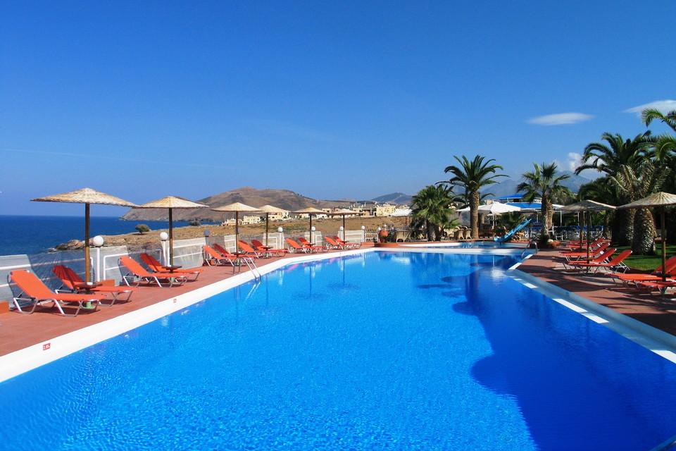 Hôtel Europa Resort Rethymnon Crète