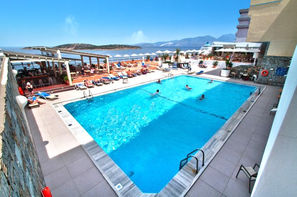 Crète-Heraklion, Hôtel Hermes Hotel 4*