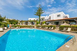 Crète-Heraklion, Hôtel Hersonissos Maris 4*