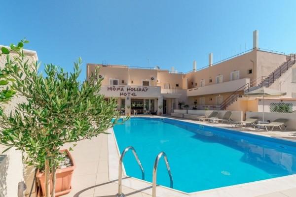piscine - Hiona Holiday Hotel Hiona Holiday3* Heraklion Crète