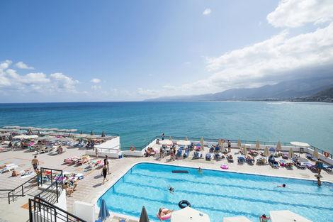 Crète : Hôtel Horizon Beach