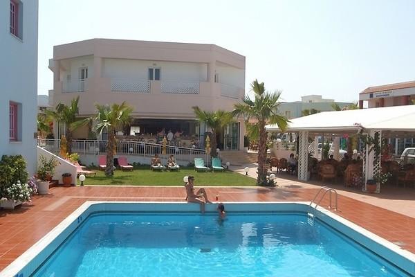 Hotel Club Jumbo Magda En Crete